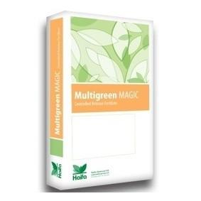 L'engrais organique enrobé pour gazon Multigreen Magic de Green Power